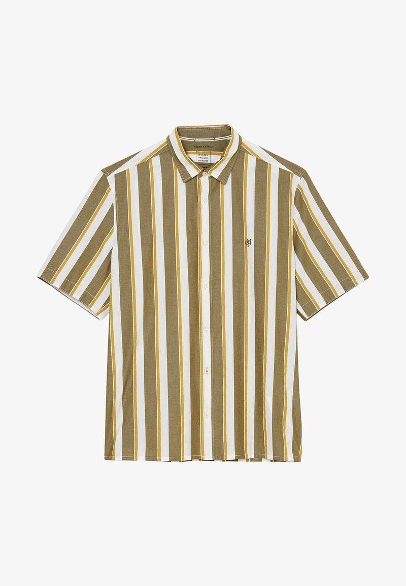 Marc O'Polo - Shirt - multi mash brown