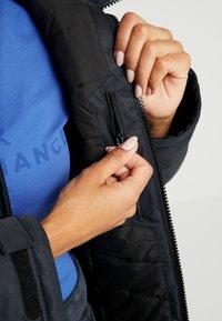 Peak Performance - LOCAL  - Zimní kabát - black - 5