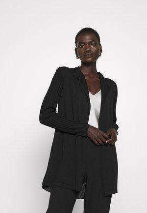 SAETTA - Cardigan - black
