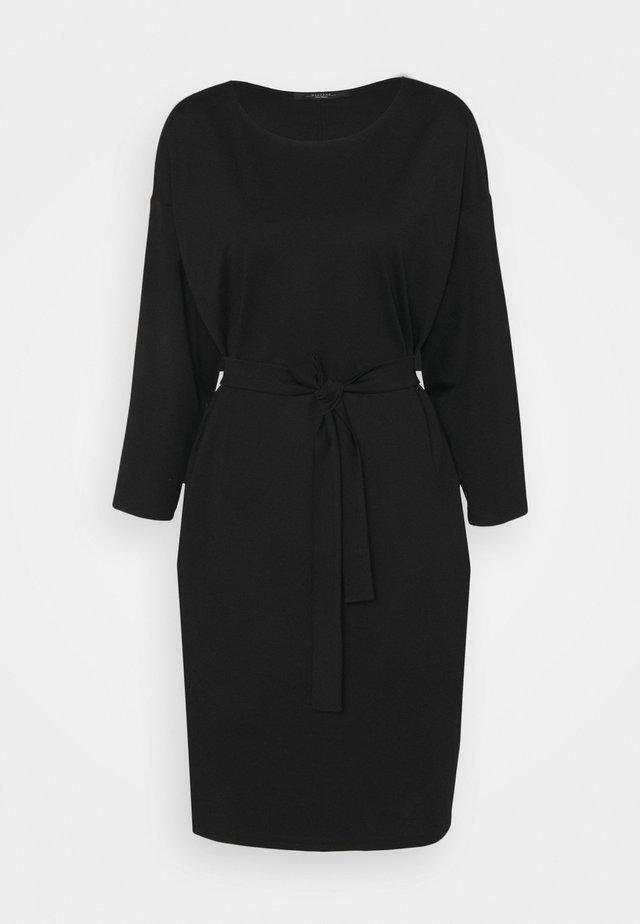 LIBICO - Pouzdrové šaty - black