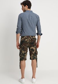 Alpha Industries - JET - Cargobroek - woodland - 2