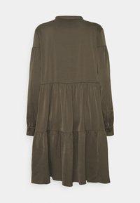 Samsøe Samsøe - MARGO DRESS - Day dress - black olive - 7