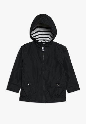 AUDIERNE KIDS - Waterproof jacket - rich navy