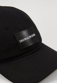 Calvin Klein Jeans - INSTITUTIONAL PATCH - Casquette - black - 6