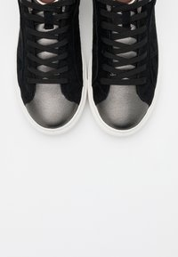 Colmar Originals - BRADBURY  - Sneakers laag - black/dark silver - 4