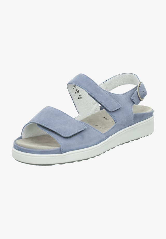 BELLA - Sandals - blau