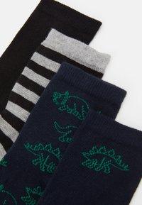 Name it - NKMDINO SOCKS 8 PACK - Ponožky - dark sapphire - 1