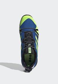 adidas Performance - TERREX SKYCHASER LT HIKING SHOES - Hiking shoes - blue - 2