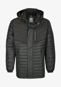 Calamar - Winter coat - dunkelgrau - 0