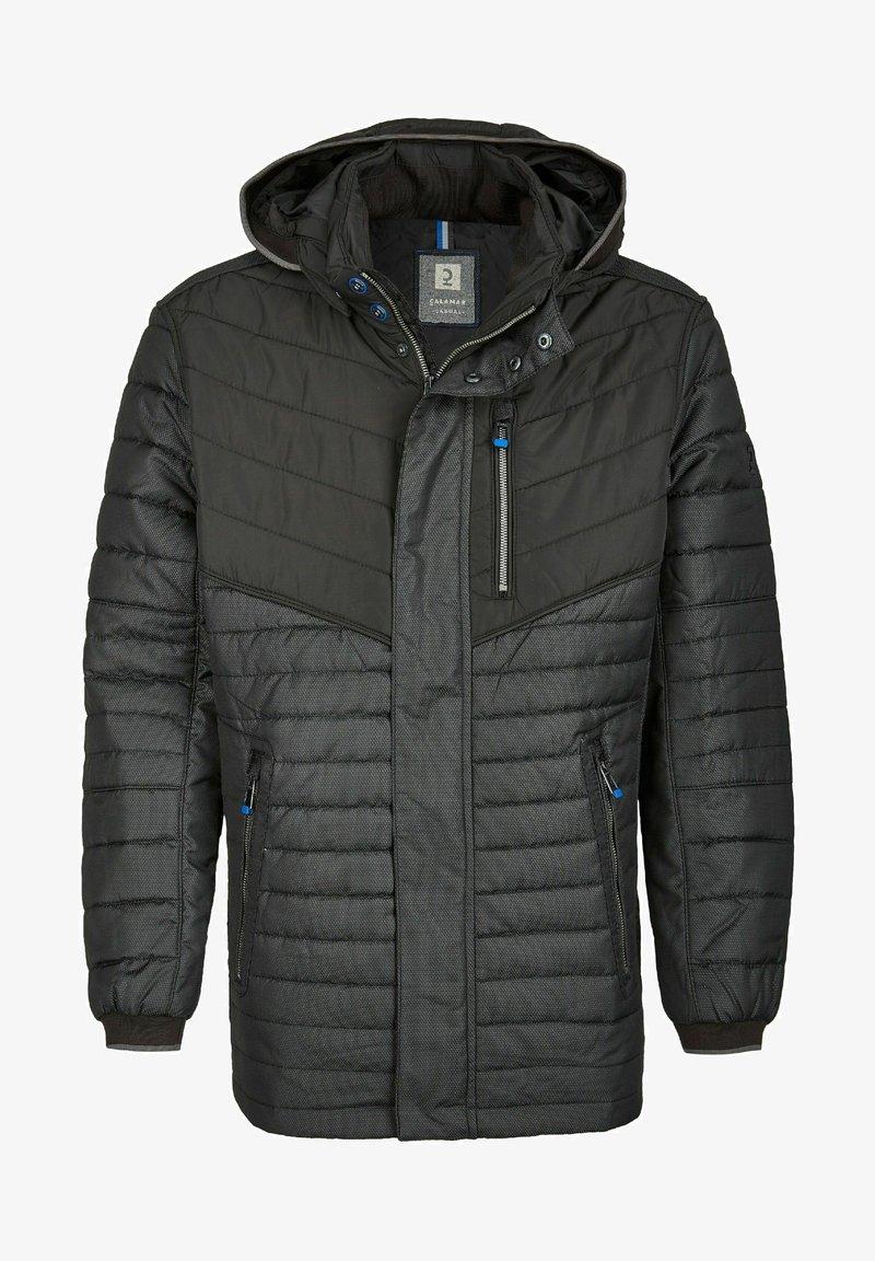 Calamar - Winter coat - dunkelgrau
