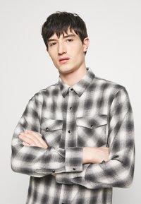 Iro - SHELLEY - Shirt - mixed grey - 3