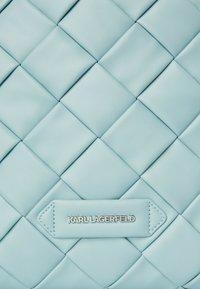 KARL LAGERFELD - Shopper - smoked blu - 3