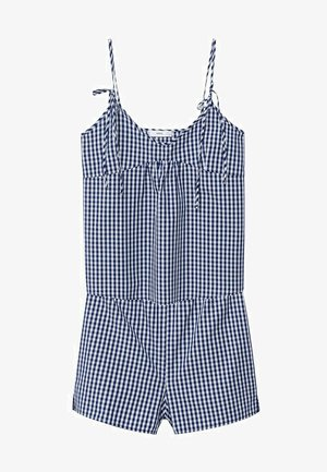 Pyjama set - marineblå