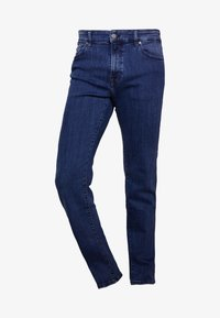 BOSS - MAINE - Straight leg jeans - medium blue - 4