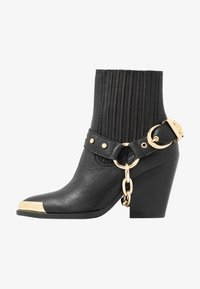 Versace Jeans Couture - Santiags - nero - 1