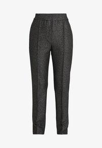 HUGO - HEBANAS - Trousers - black - 4