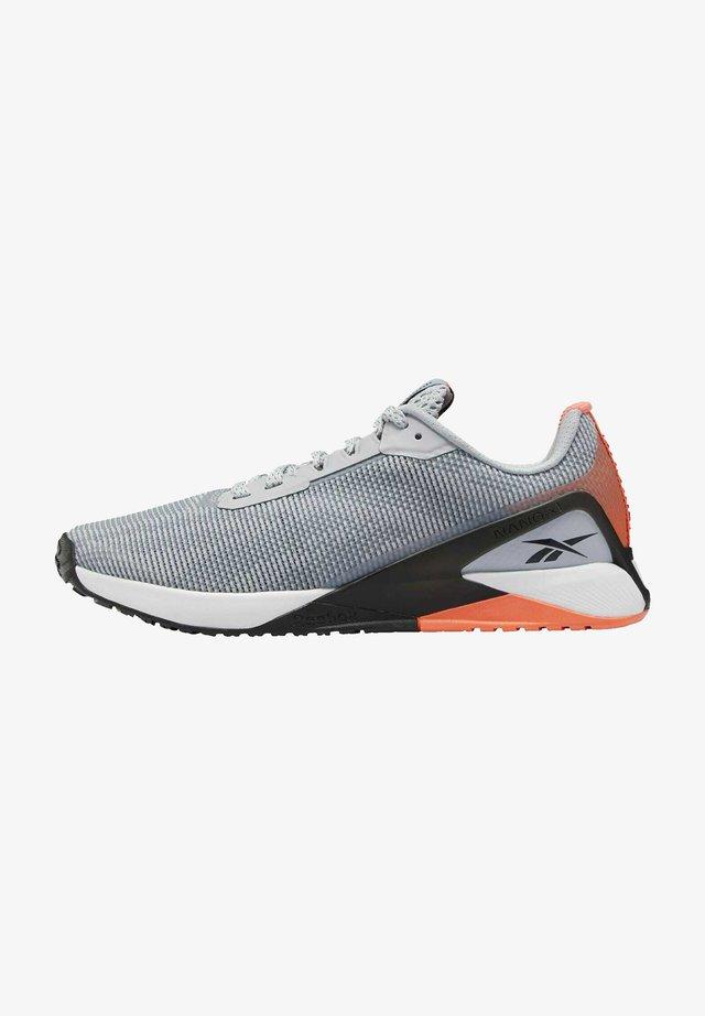 NANO X1 GRIT SHOES - Scarpe da corsa stabili - grey