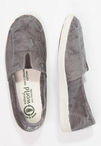 Natural World - Nazouvací boty - gris - 2