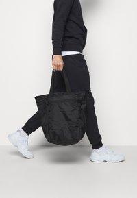 GARMENT PROJECT - LIGHT TOTE  BAG & BACKPACK - Tote bag - black - 0