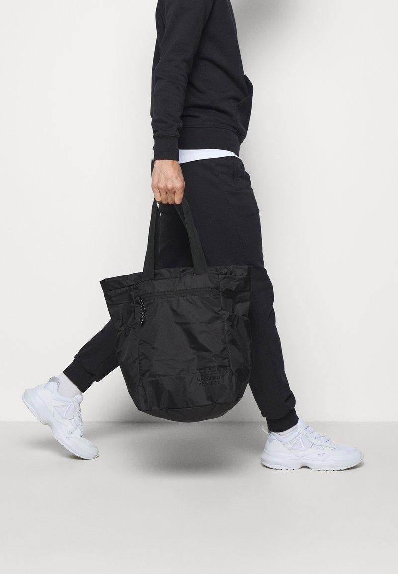 GARMENT PROJECT - LIGHT TOTE  BAG & BACKPACK - Tote bag - black