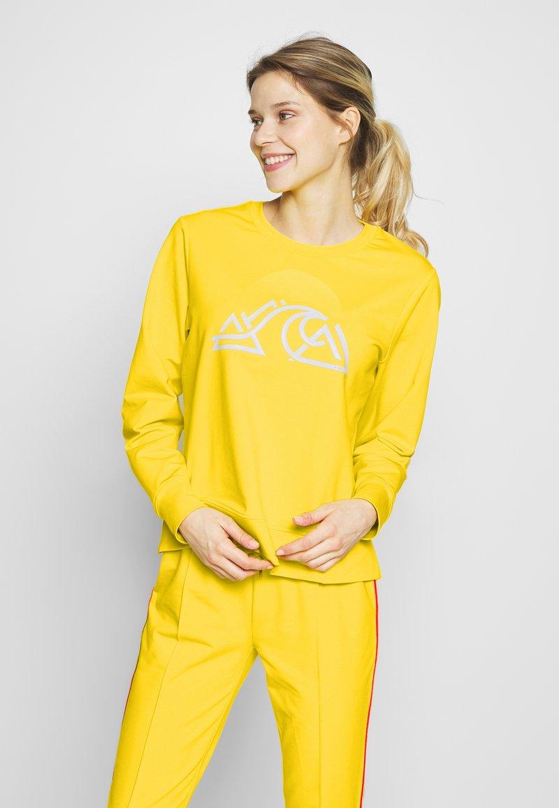 Bogner Fire + Ice - RONDA - Bluza - yellow