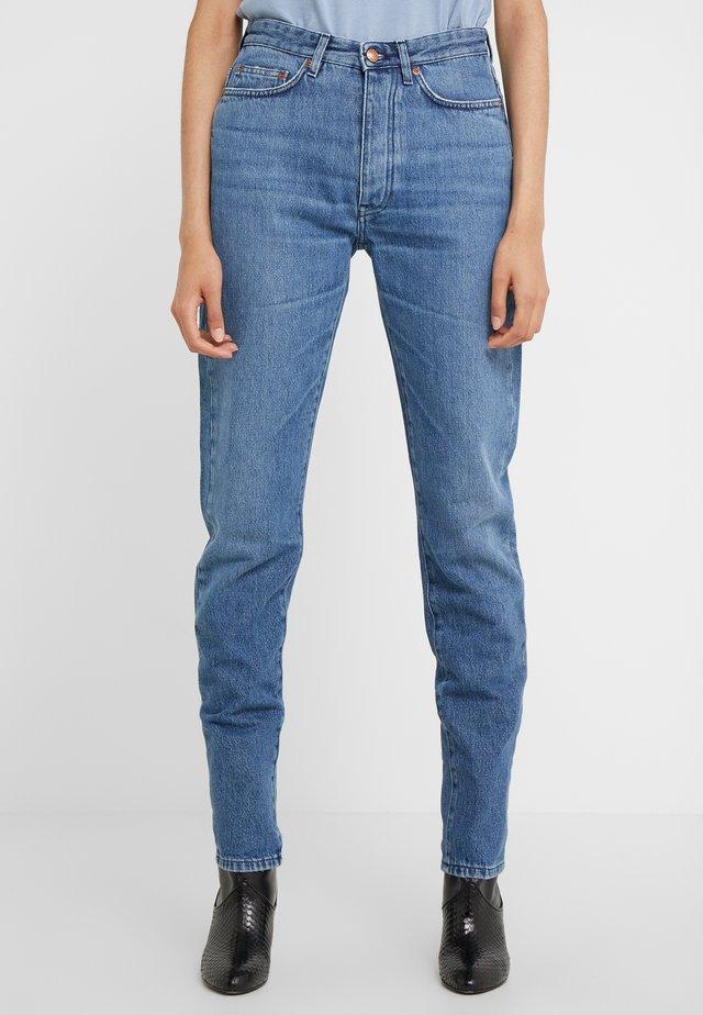 SABRINA VINTAGE  - Jeans slim fit - vintage stone blue