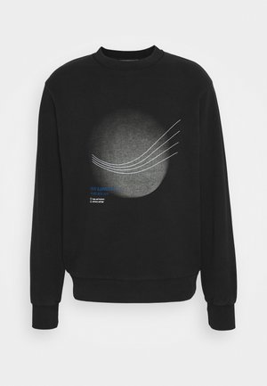 CASUAL CREW - Sweatshirt - faded black