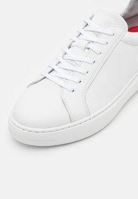 Bianco - BIAKING  - Matalavartiset tennarit - white - 5