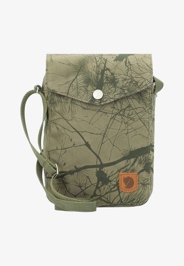 GREENLAND  - Across body bag - green camo