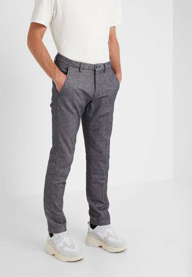 TORINO - Pantalon classique - blau