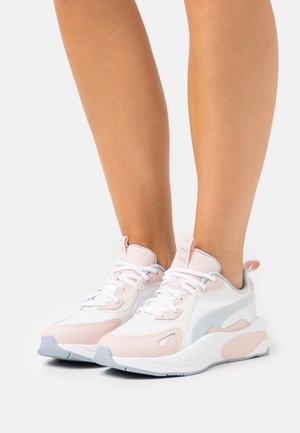 RS-CURVE SOFT  - Trainers - white/lotus