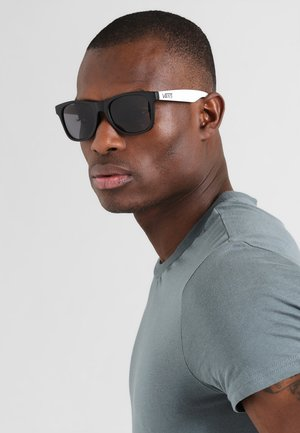 SPICOLI 4 SHADES - Okulary przeciwsłoneczne - black/white
