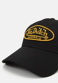 Von Dutch - DAD BASEBALL OVAL LOGO UNISEX - Cap - black - 4
