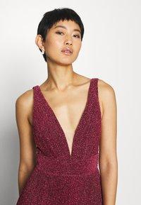 Luxuar Fashion - Occasion wear - weinrot - 3