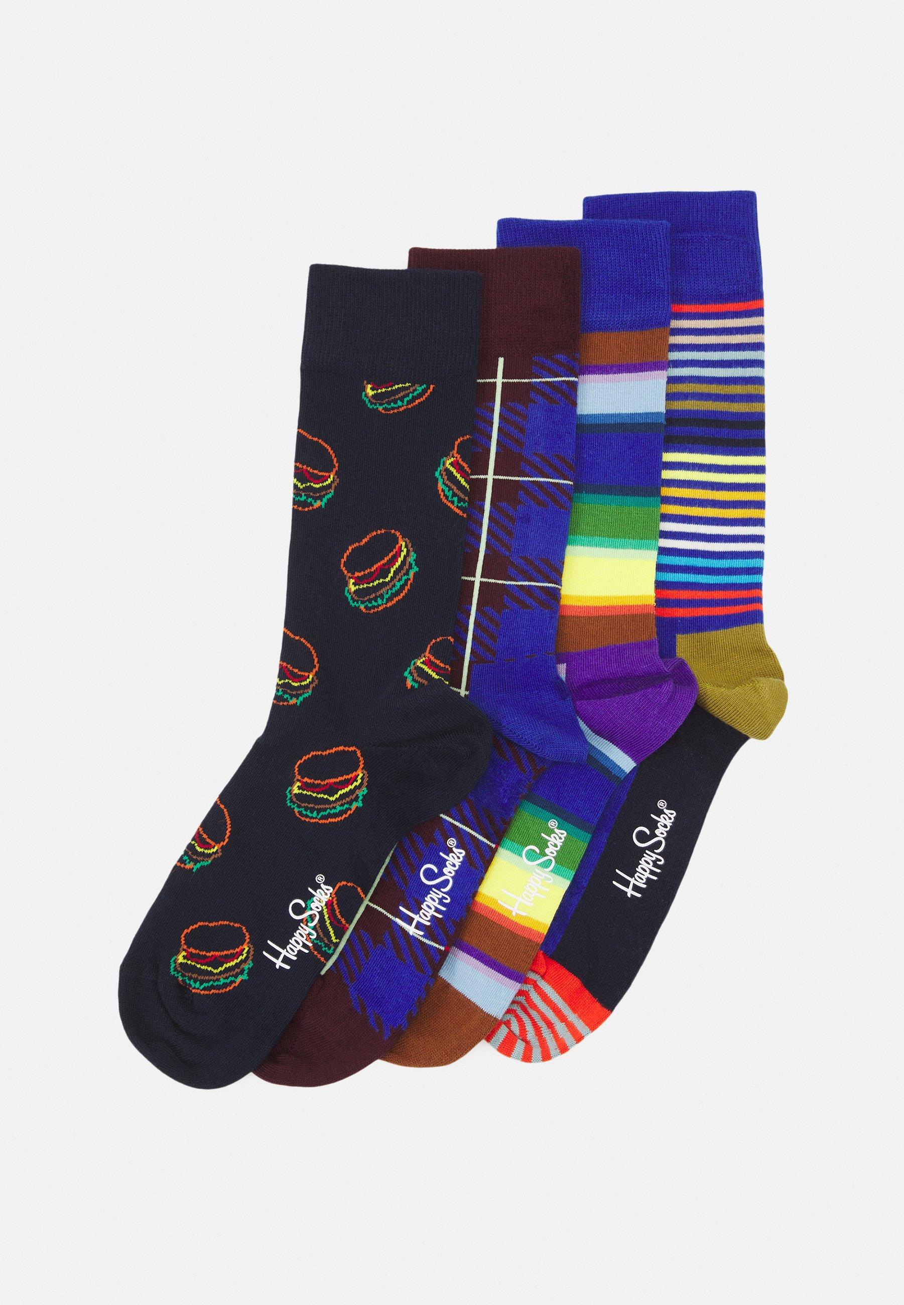Men UNISEX 4 PACK - Socks