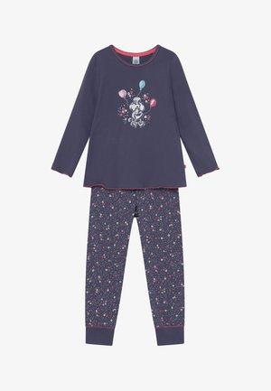 KIDS PYJAMA LONG - Pyžamová sada - blue indigo