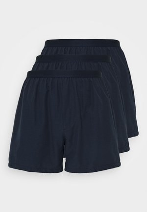 3 PACK - Boxershorts - dark blue