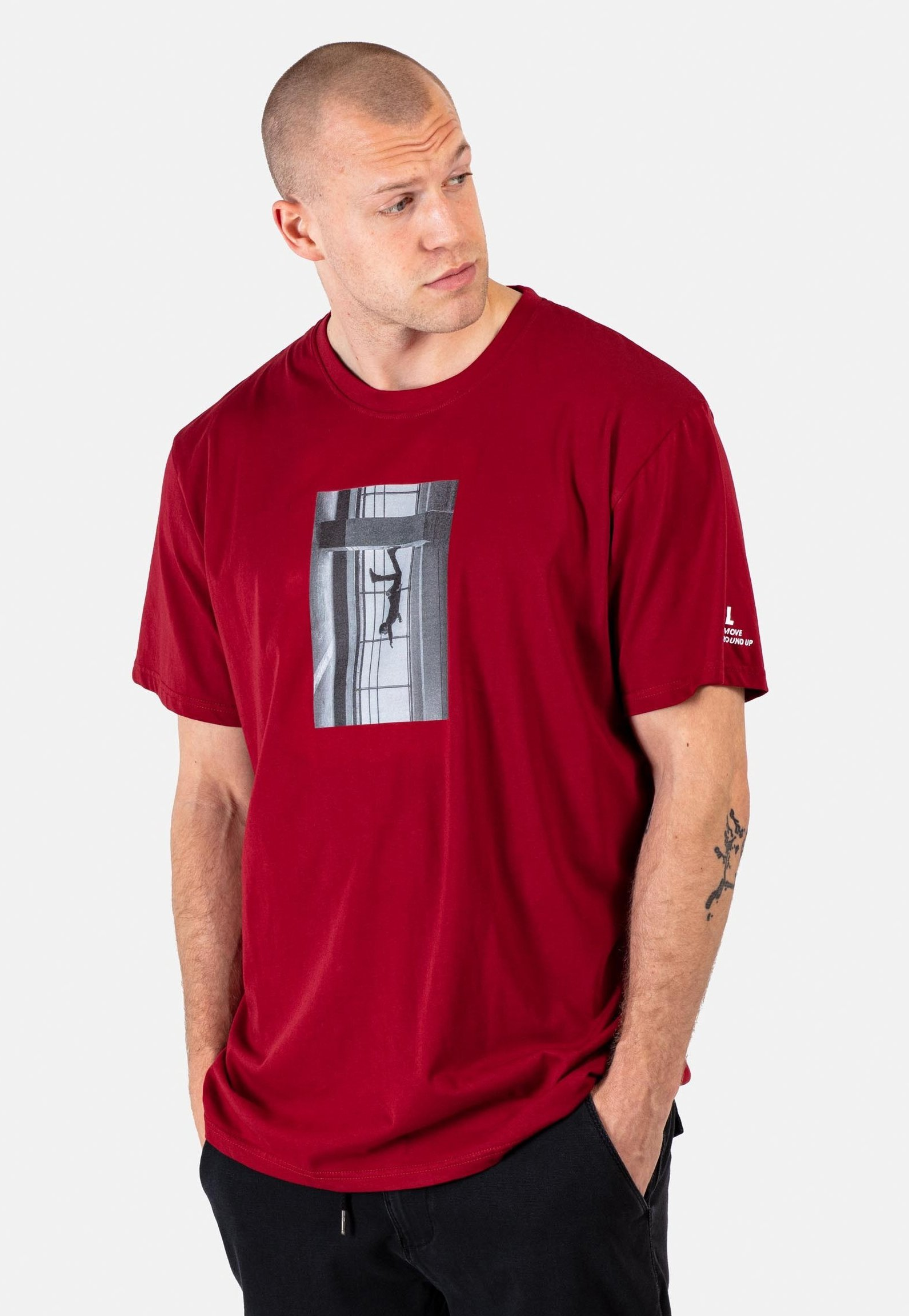 Herren WALLFLIP - T-Shirt print