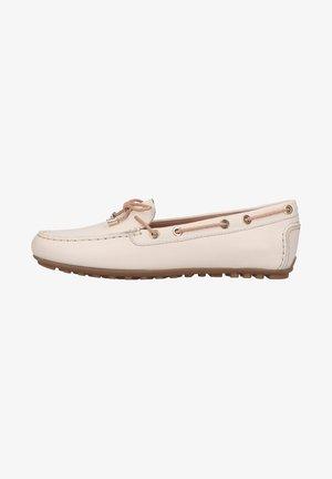 Bootschoenen - off white/sand