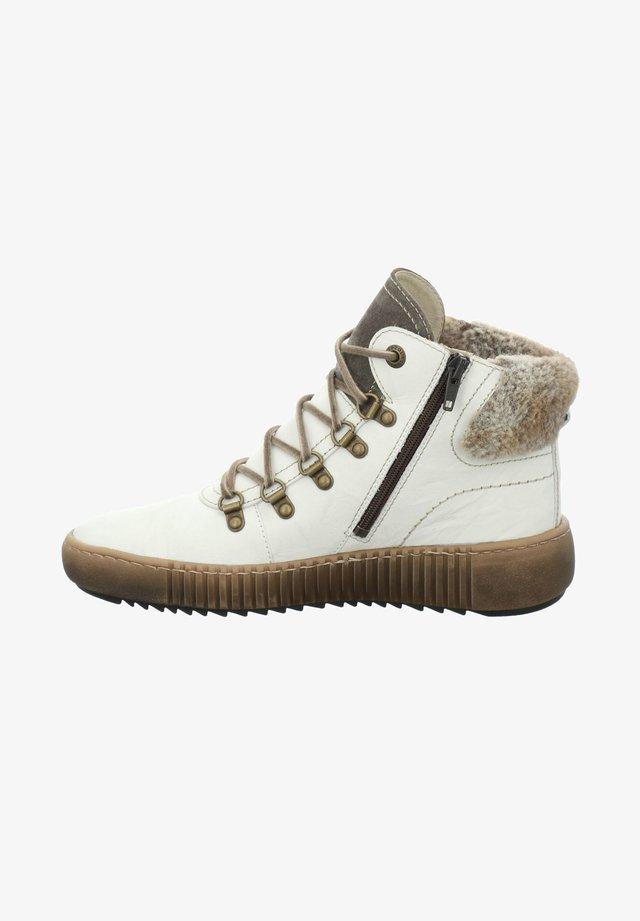 MAREN 17, WEISS-KOMBI - Lace-up ankle boots - weiss-kombi