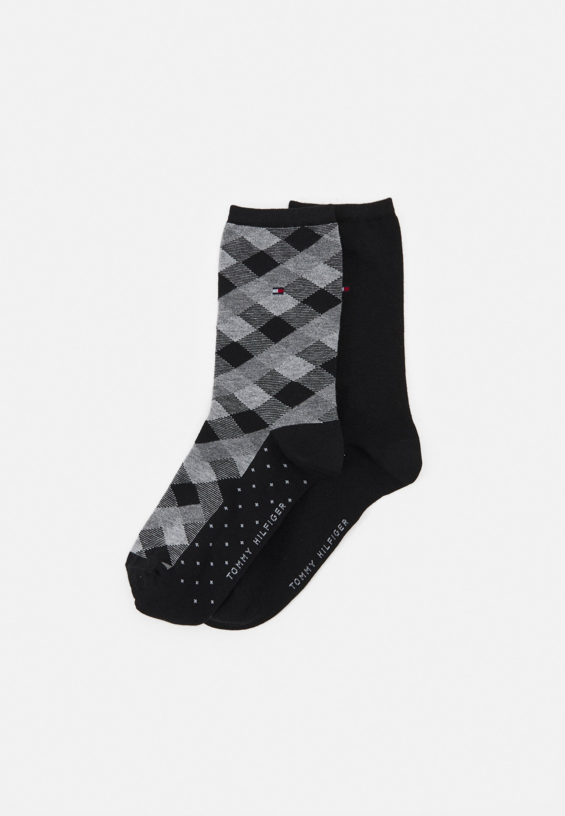 Women WOMEN SEASONAL SOCK CHECK 2 PACK - Socks