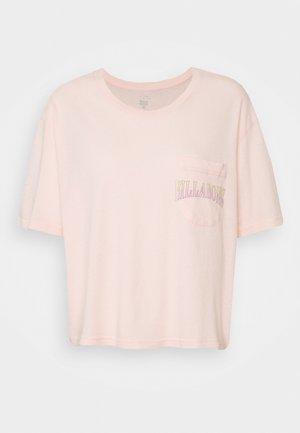 UNDER THE SUN - Print T-shirt - soft pink
