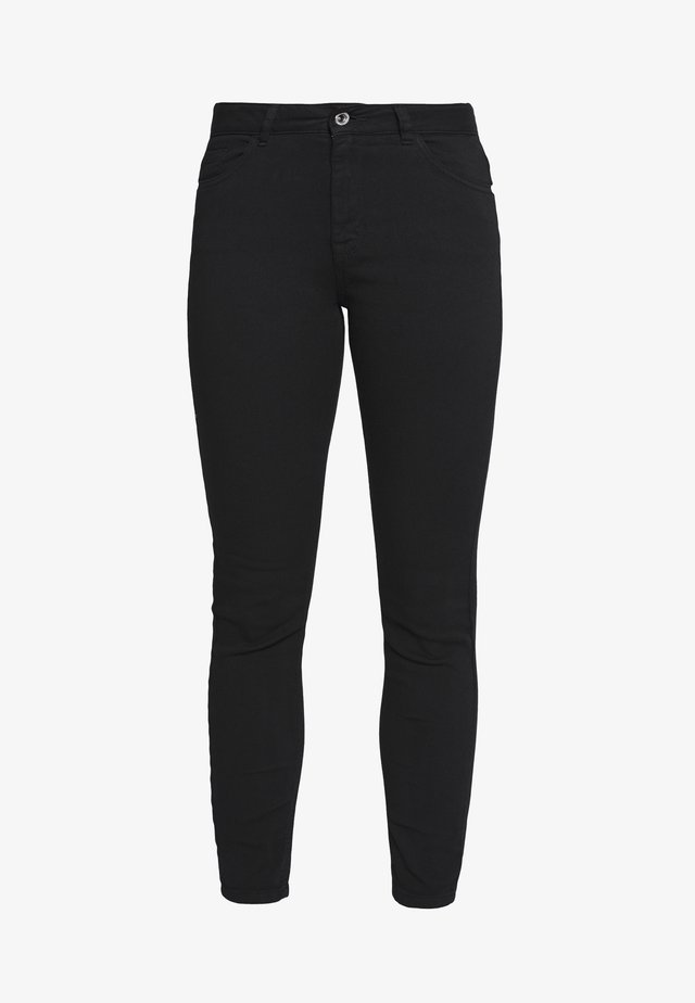 ANKLE - Jeans Skinny Fit - deep black