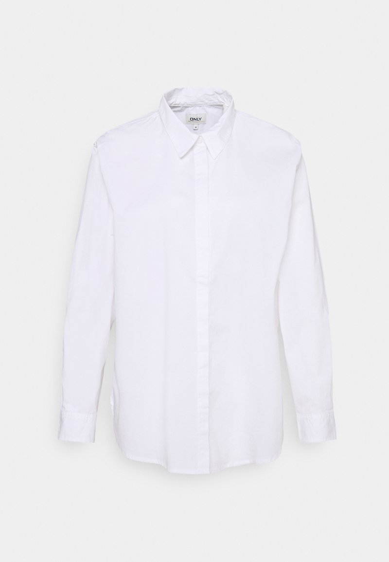 ONLY - ONLBETTY LIFE - Button-down blouse - white