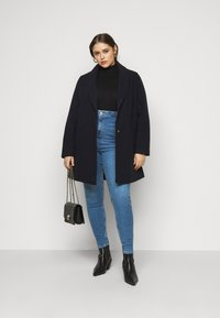 New Look Curves - Jeans Skinny Fit - mid blue - 1
