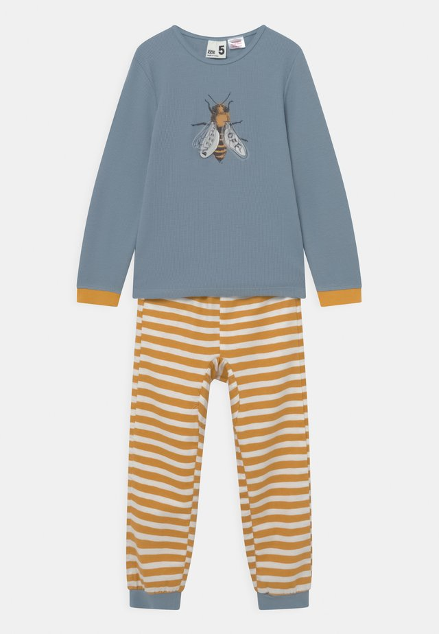 NOAH UNISEX - Pyžamová sada - orange/blue