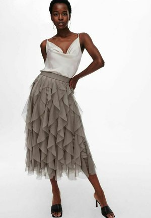 A-snit nederdel/ A-formede nederdele - antler