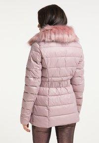 faina - Winter jacket - nude - 2