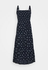 Hollister Co. - CHAIN DRESS - Kjole - navy - 4