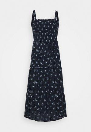 CHAIN DRESS - Korte jurk - navy